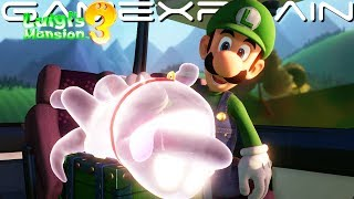 Luigi's Mansion 3 - Full Opening Cutscene (DIRECT FEED! - E3 2019)