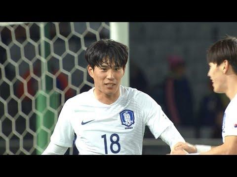 DPR KOREA - KOREA REP. Highlights (Men's) | EAFF E-1 Football Championship 2017 Final Japan