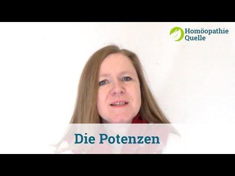 Homöopathie: Potenzen & Potenzierung