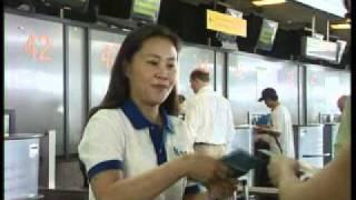 3 - Thực hiện chuyến tham quan - j - Hỗ trợ khách tại sân bay