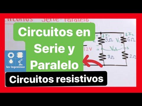 Circuito En Paralelo Ejemplos : Circuitos serie paralelo ejemplo 1 análisis de circuitos youtube
