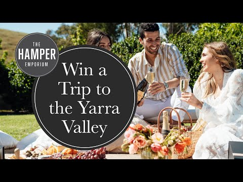 Win a Trip for 6 to the Yarra Valley