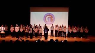 Acil Yardım ve Afet Yönetimi Bölümü Yemin Töreni (ÇOMÜ 2016)