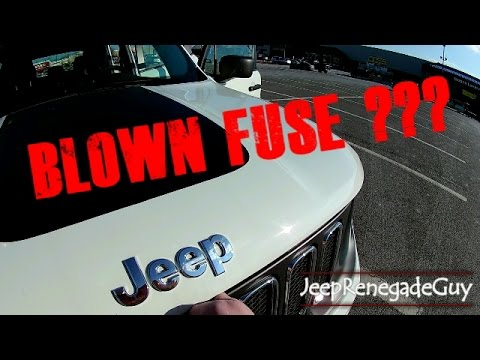 hqdefault how to replace a 12v outlet fuse on a jeep renegade diy youtube Yellow Jeep Renegade Accessories at aneh.co