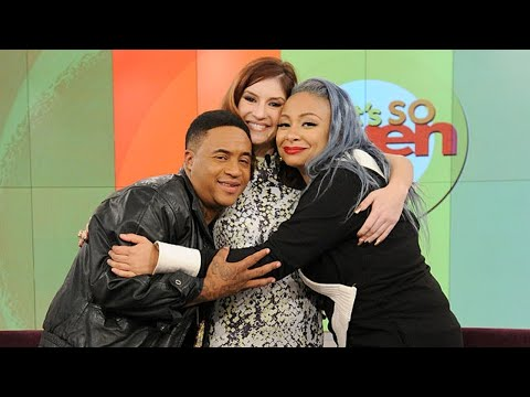 That's So Raven Reunion on The View Part 1