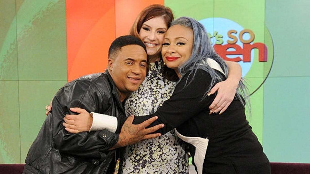 That's So Raven Reunion on The View Part 1 - YouTube