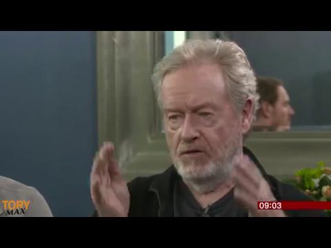 Ridley Scott praises the master of blockbuster films Michael Bay.