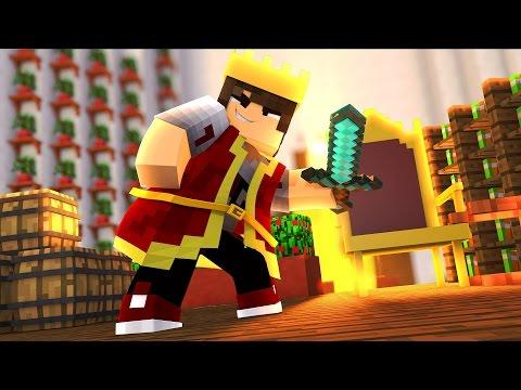 Minecraft: O REI VIEIRA ESTA DE VOLTA - SKY WARS ‹ Caique Vieira ›