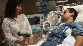 Couple Celebrates 1-Year Wedding Anniversary In Hospital Where They Got Married