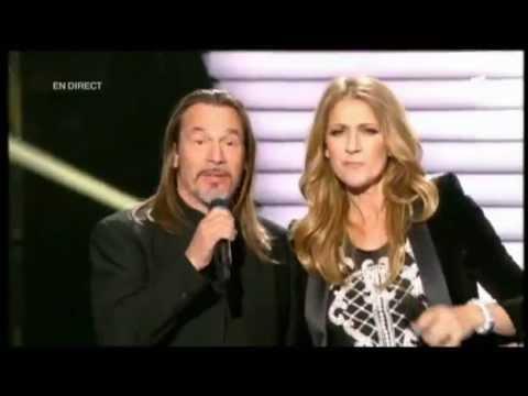 hot sale online factory outlets run shoes Celine Dion & Florent Pagny - J' Irais Ou Tu Iras - In Live - 01 - 12 -  2012 -