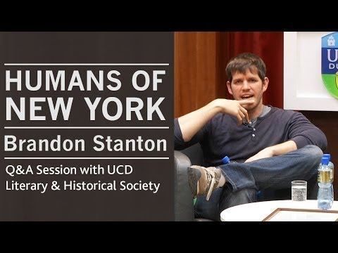 On the scope of his photoblog | Humans of New York creator Brandon Stanton