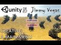 Unity Mini Tutorial - How To Create A Ma