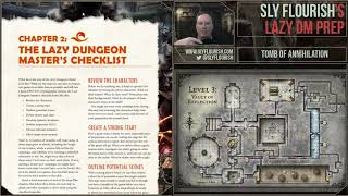 Another episode of Lazy DM Prep in which Mike prepares for his D&D ...