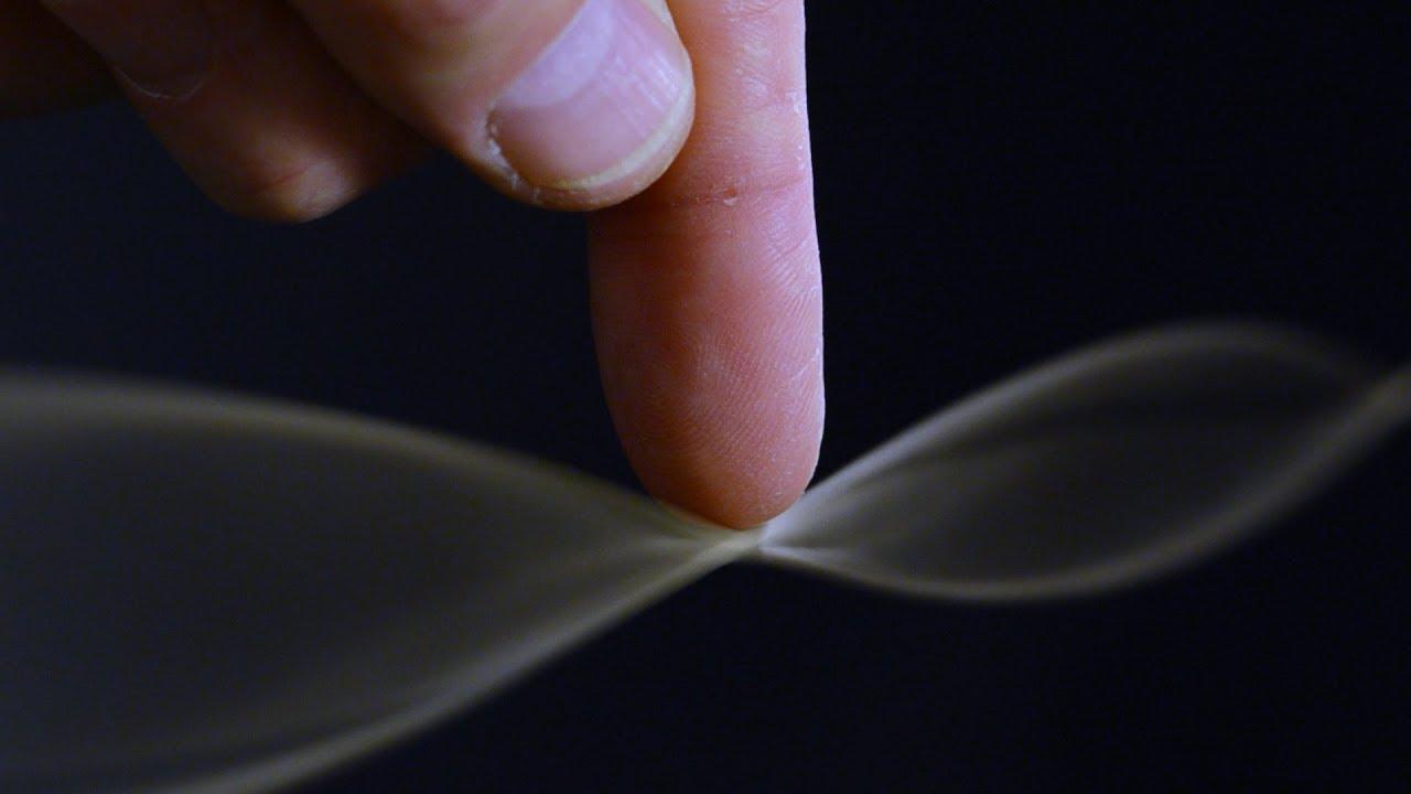 Любопытные физические эксперименты — колебания
