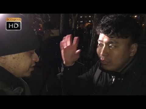 Heart of Hate? Mansur Vs Tan | Speakers Corner | Hyde Park