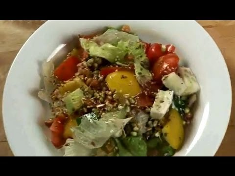 Super Healthy Salad With Chef Dr Bindu Sthalekar