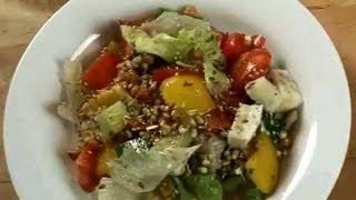 Super Healthy Salad With Chef Dr Bindu Sthalekar
