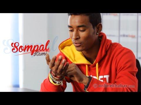 My MOM pray for me  - Sompal Kami