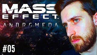 A NÉGER ELSZABADUL 🐧 Mass Effect: Andromeda #5