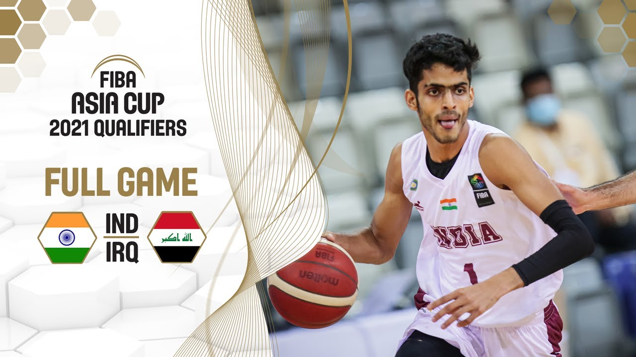 Download India v Iraq | Full Game - FIBA Asia Cup 2021 Qualifiers