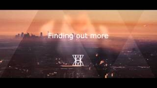 HAEVN - Finding Out More - Lyrics video (on screen) (As featured in Dutch BMW commercial)