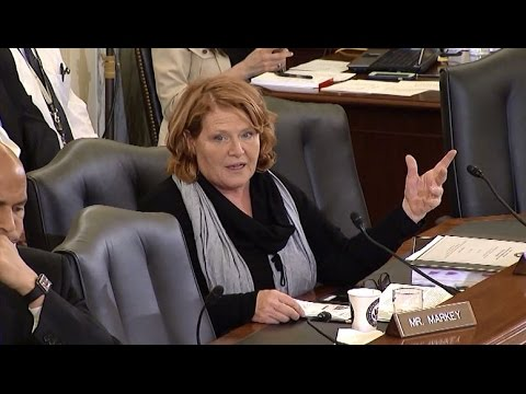 Heitkamp Discusses Need to Support Young and Native Entrepreneurs with Nominee to Lead SBA