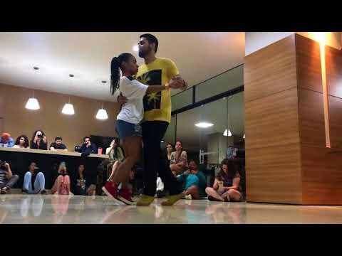 Daniel Marinho e Lethicia Antuness Forró roots