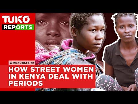 News Kenya Today: How street Women In Kenya Deal With Periods   Tuko TV Mp3