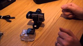 feiyu tech fy wg wearable gimbal for gopro 3 3 4 camera initial review part 1 of 3
