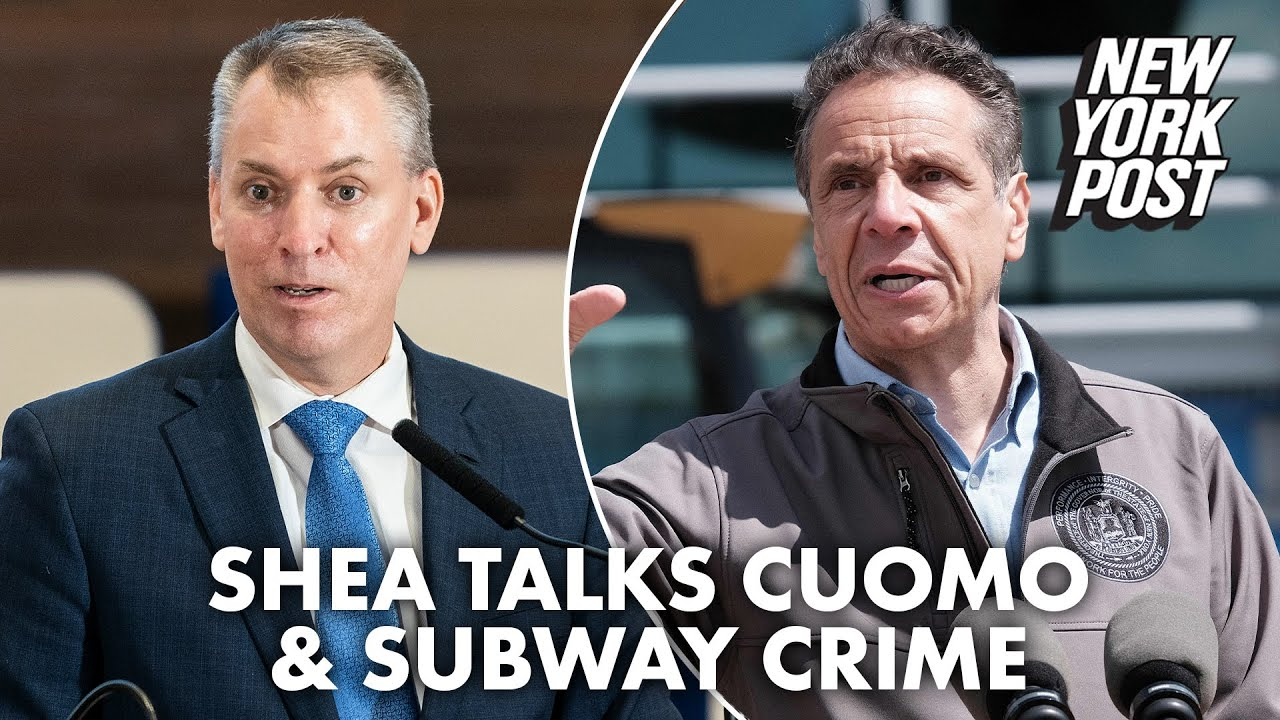Shea 'stopped listening a long time ago' to Cuomo's subway crime worries | New York Post