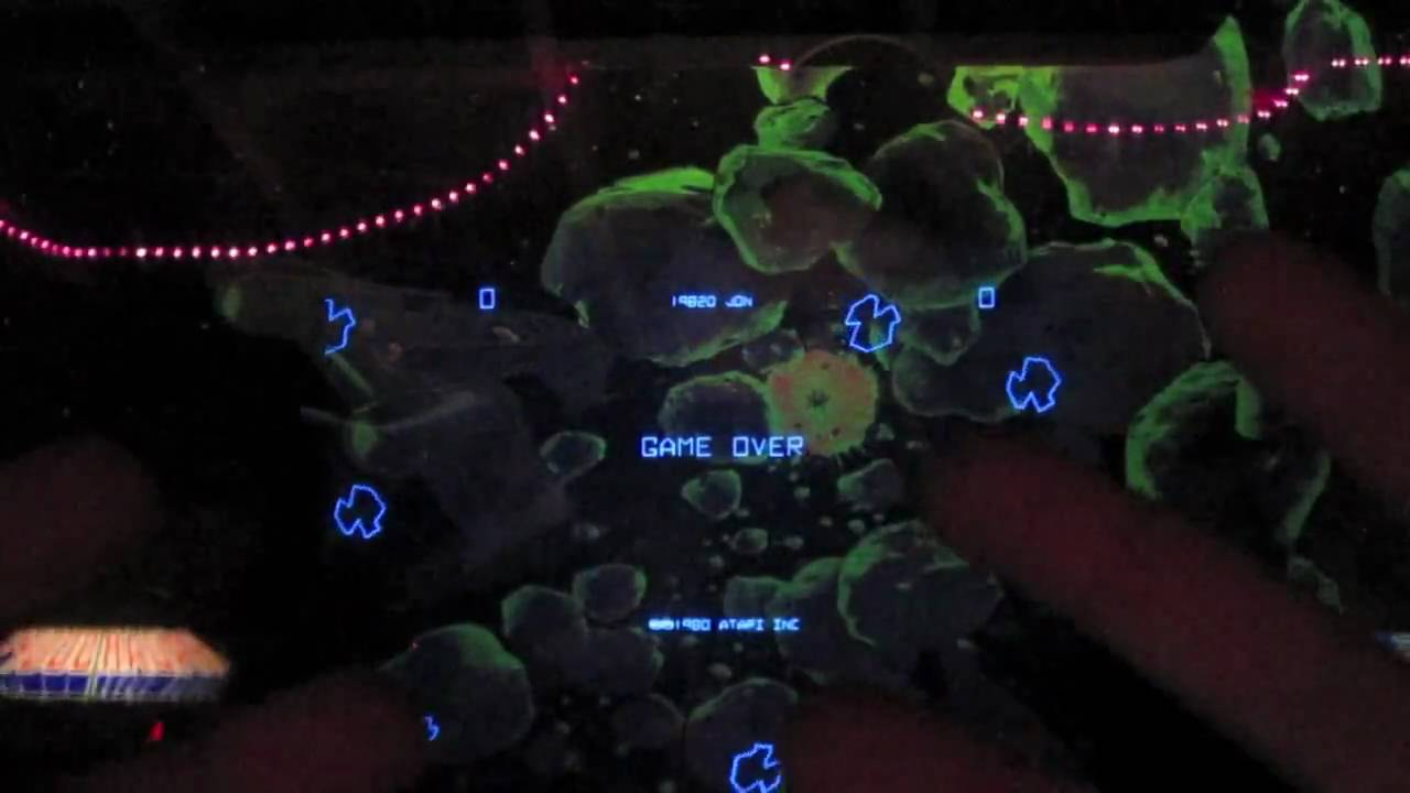 asteroids arcade vector - photo #35
