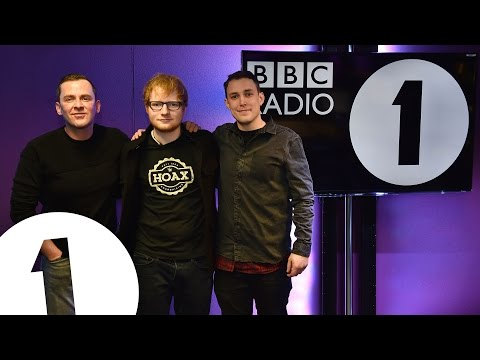Ed Sheeran's Back! 10 minutes 47 seconds of his best bits!