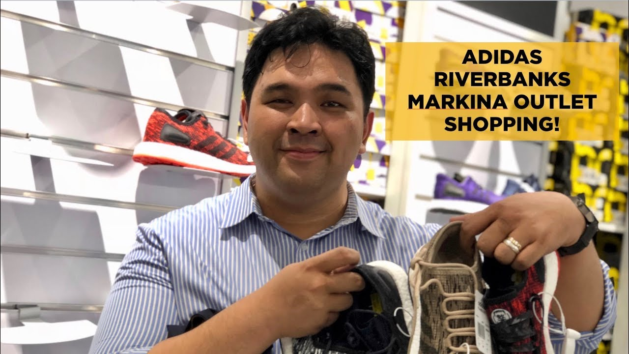 ANOTHER ONE: RE VISITING THE ADIDAS & NIKE MARIKINA RIVERBANKS OUTLETS