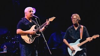 Pino Daniele & Eric Clapton - Wonderful Tonight (HD)