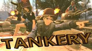 Roblox - Tankery Funny moments: The Hetzer-Pocalypse.