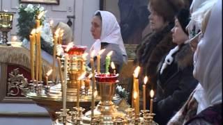 Рождественский молебен в Храме Фокино(, 2015-01-07T10:33:45.000Z)