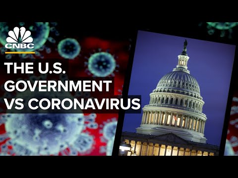 How Coronavirus Is Testing The U.S. Federal Government