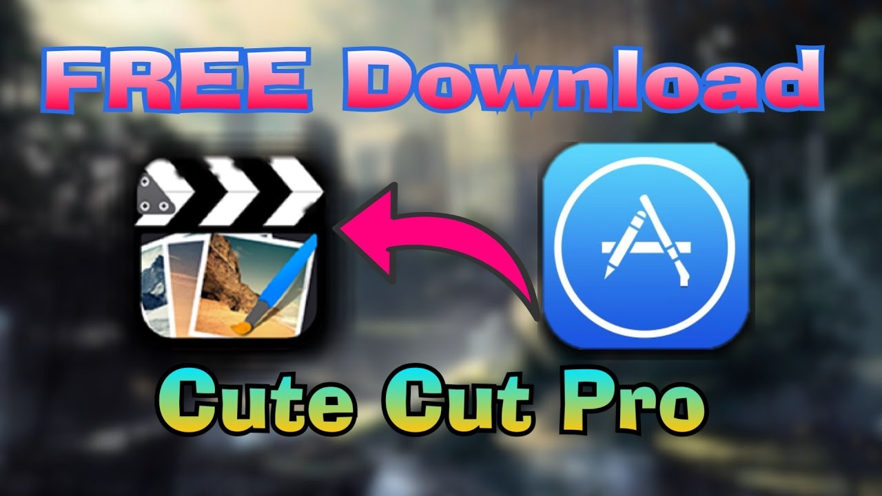 Harry Up! Get Cute Cut Pro FREE From App Store Without ...