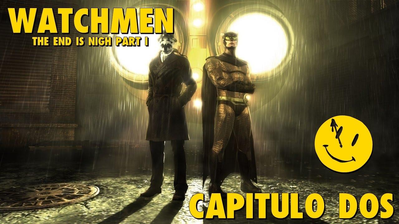watchmen the end is nigh 2 buscando a los malos gameplay watchmen the end is nigh 2 buscando a los malos gameplay