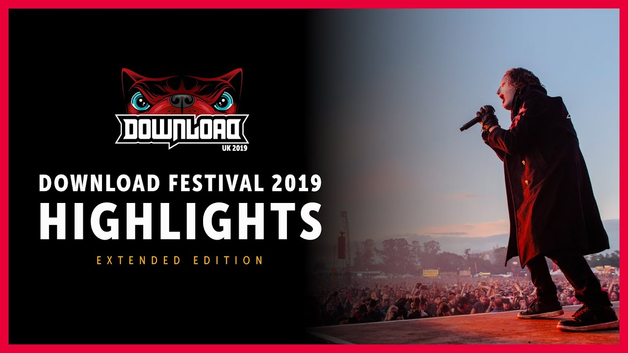 Download Download Festival 2019 Official Highlights (extended)