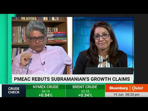 PMEAC Rebuts Subramanian's Growth Claims