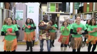 Waka-Waka Leroy Merlin Albufeira