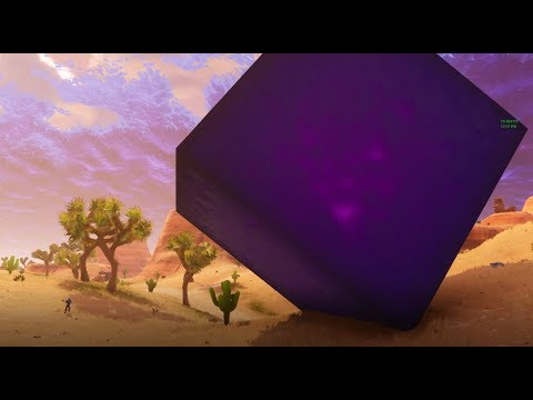 Fortnite cube move