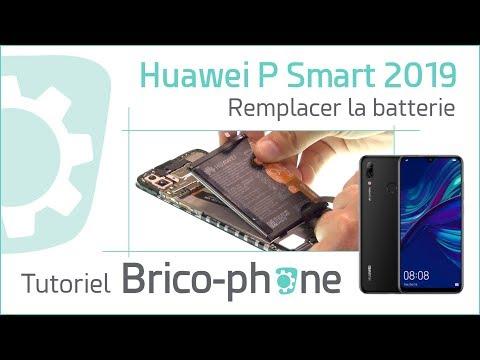 Tutoriel Huawei P Smart 2019 : Remplacer La Batterie