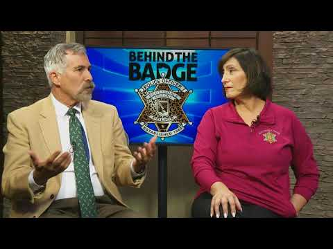 Behind the Badge - Be safe for the holidays!