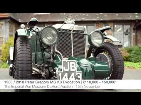 FEATURED: 1933/2010 Peter Gregory MG K3 Evocation