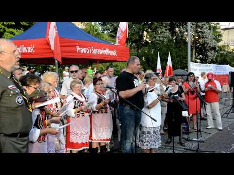 Patriotyczny Szczecin: Pieśń - Modlitwa obozowa