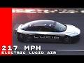 Record a 350 km/h su un'auto elettrica