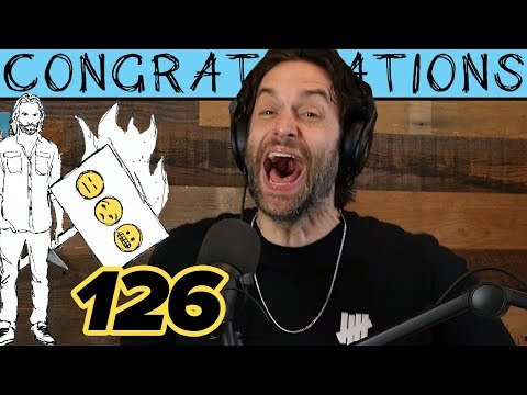 Meat Lover's Personality (126) | Congratulations Podcast with Chris D'Elia