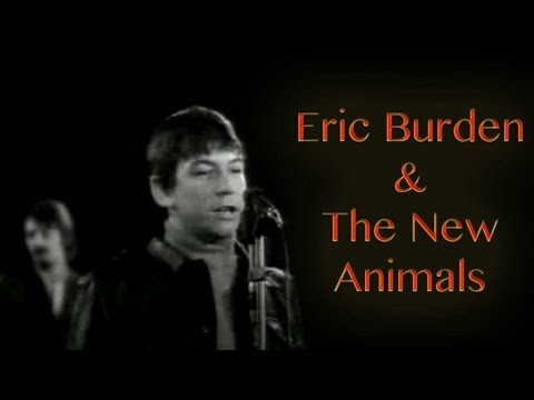 Eric Burdon and The New Animals - Tobacco Road